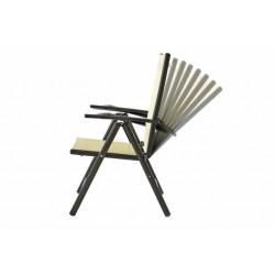 Židle k zahradnímu nábytku Jasin a Nerang - fialový výplet
