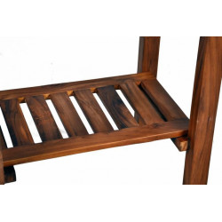 Skládací křeslo dřevené WEEKEND - FSC