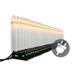 Solární zahradní LED světlo Garth kolibřík