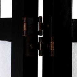 Podložka na jógu MOVIT 190 x 60 x 1,5 cm  černá