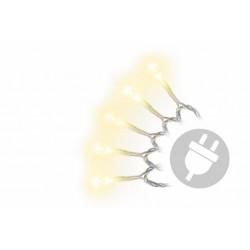 Slunečník STANDART 4 m zelený s kličkou