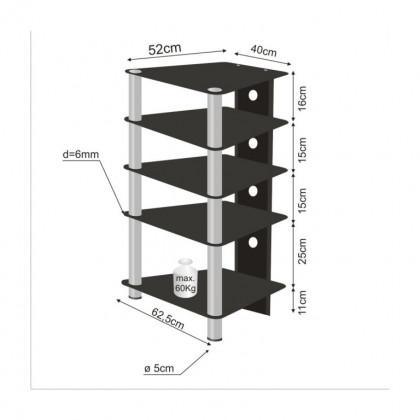 Věž posilovací dvoupozicová
