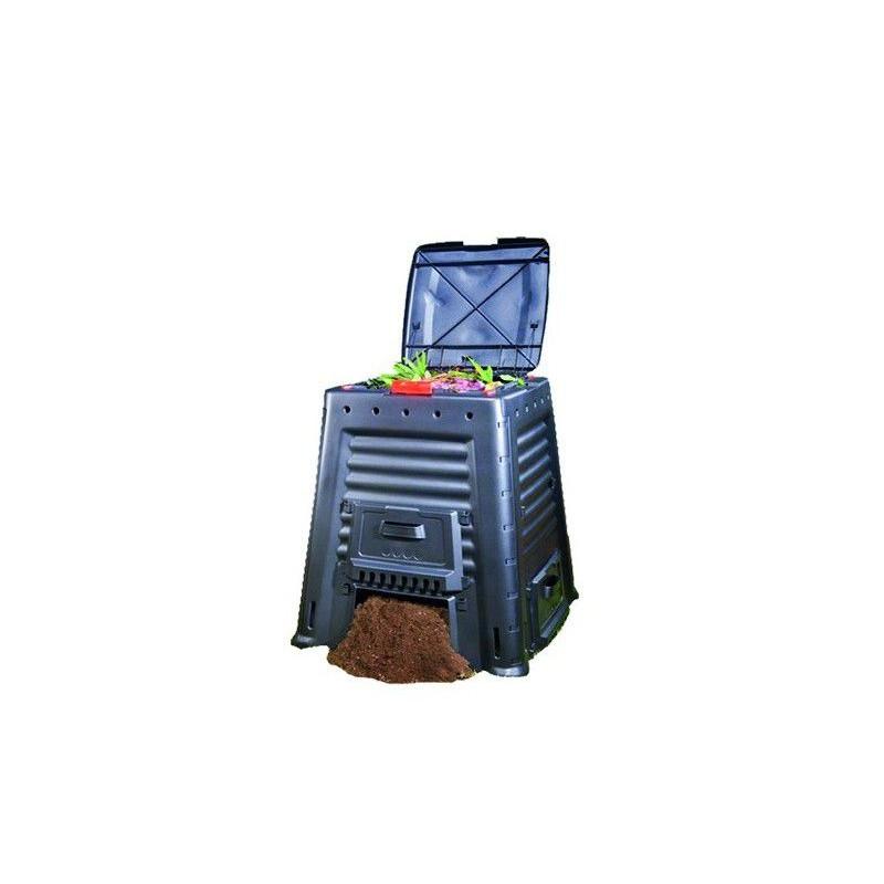 Plastový kompostér MEGA bez podstavce - 650L