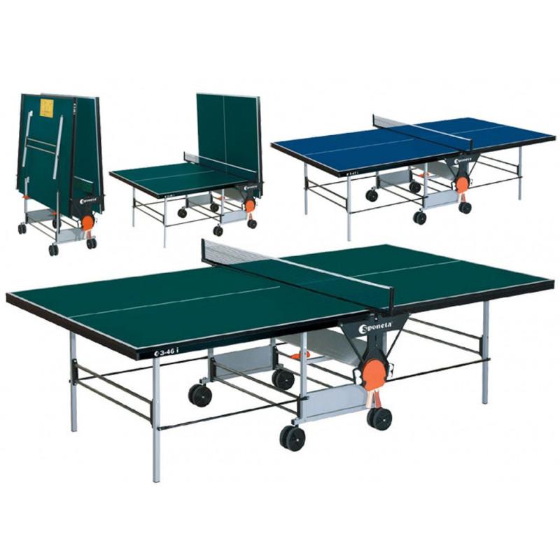 Pingpongový stůl Sponeta - zelený