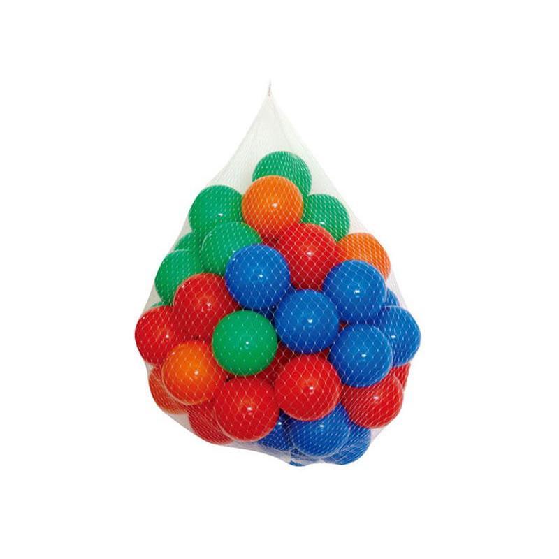 Plastové míčky - 100 ks