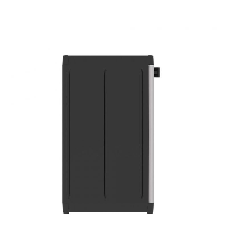 Plastová skříň LOGICO LOW XL - 93 x 89 x 54 cm