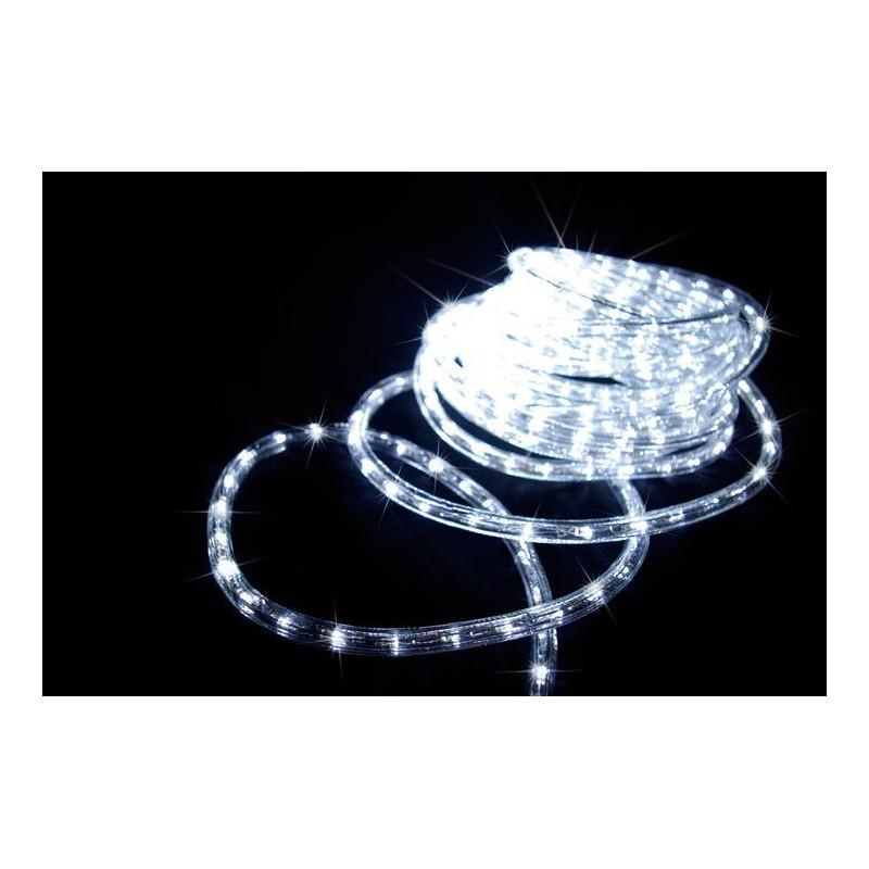 LED světelný kabel 20 m - studená bílá, 480 diod