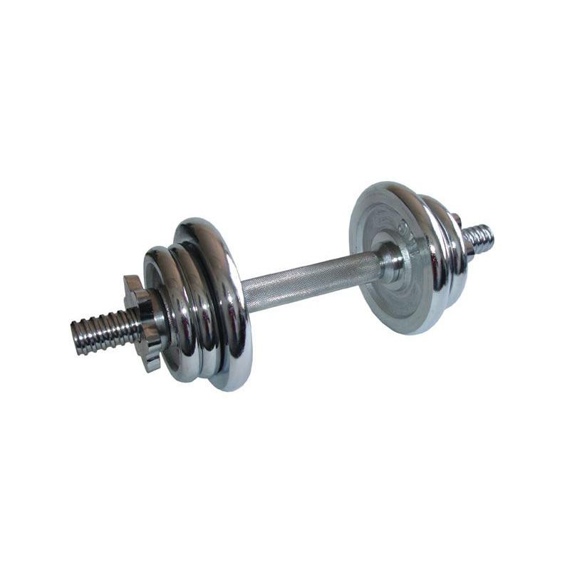 Činka nakládací, jednoruční, chromová - 7 kg