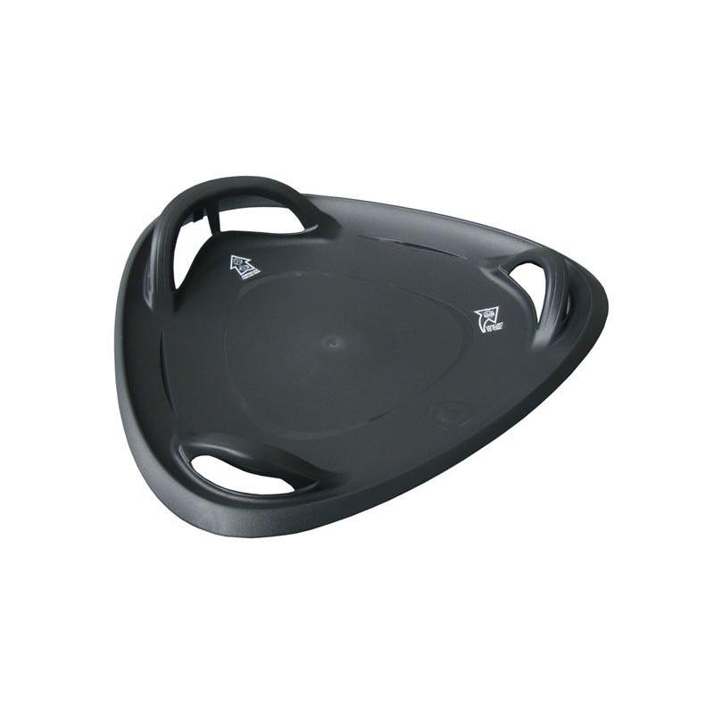 Meteor 60 talíř sáňkovací - antracit