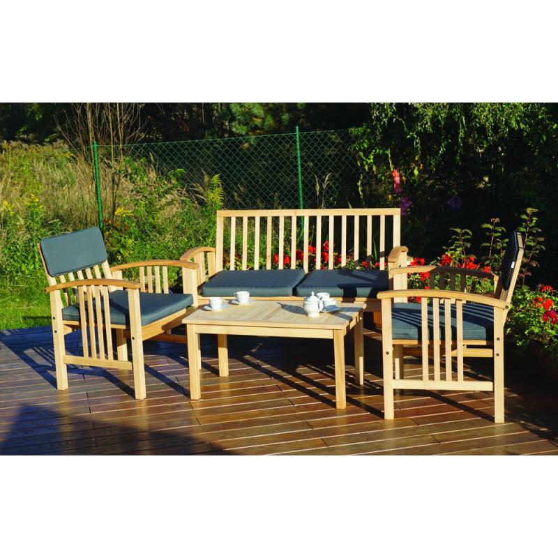 Zahradní dřevěný set SAFARI