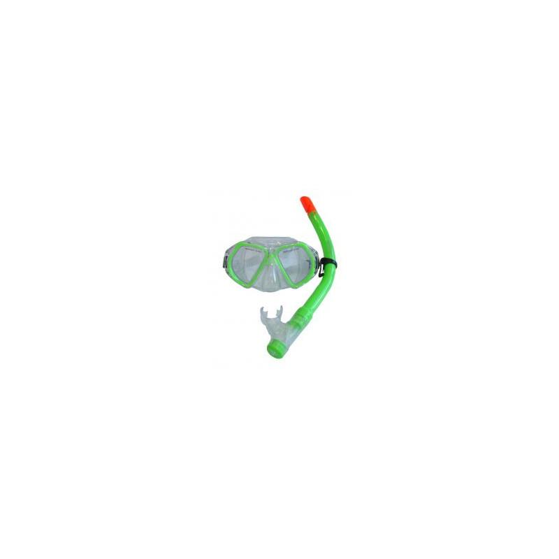 Dětská potápěčská sada - zelená
