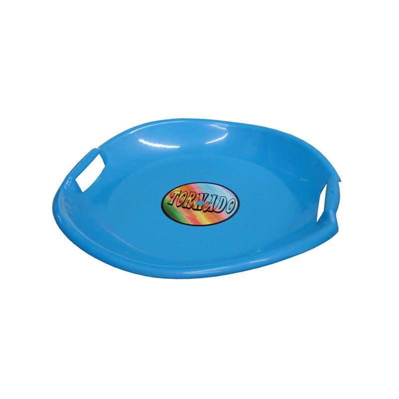 Talíř sáňkovací - modrý