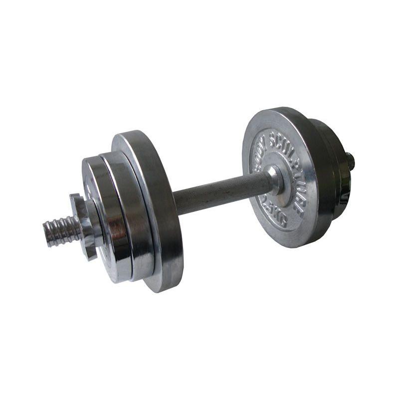 Činka nakládací, jednoruční, chromová - 12 kg
