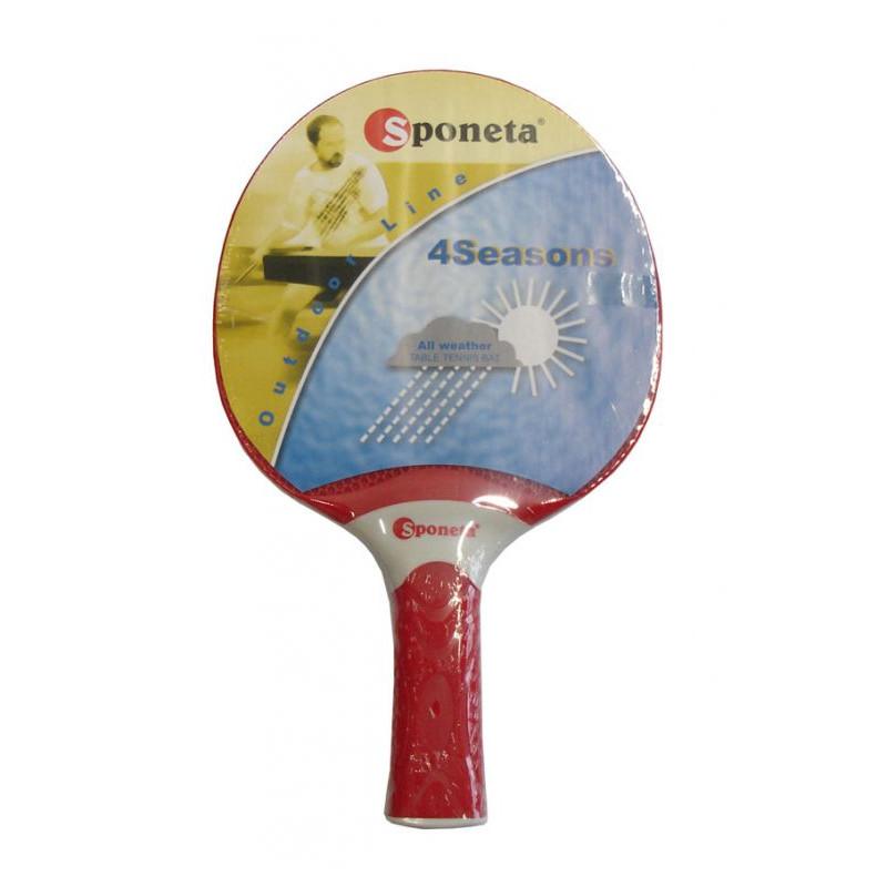 Pálka na stolní tenis SPONETA pro venkovní použití