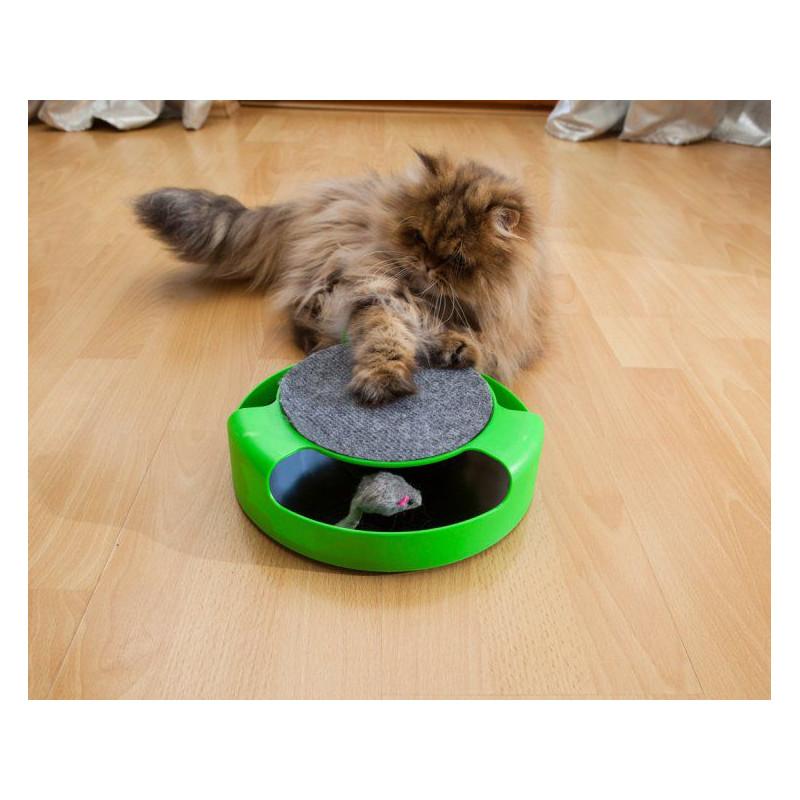 """Hračka pro kočky \""""Chyť myšku\"""""""