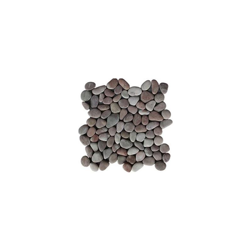 Oblázková mozaika Ocalla Berry 1x síťka