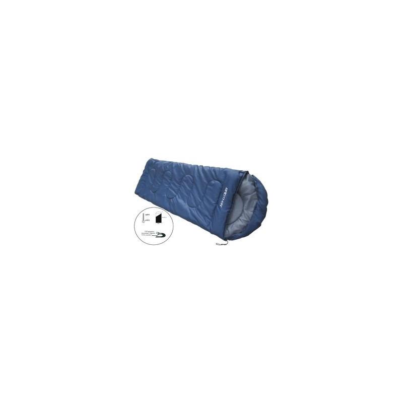 Spací pytel dekový s podhlavníkem - 150g/m2