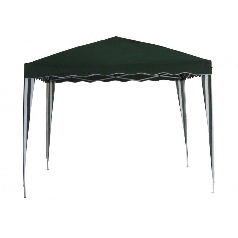Zahradní stan - zelený 3x3m nůžkový