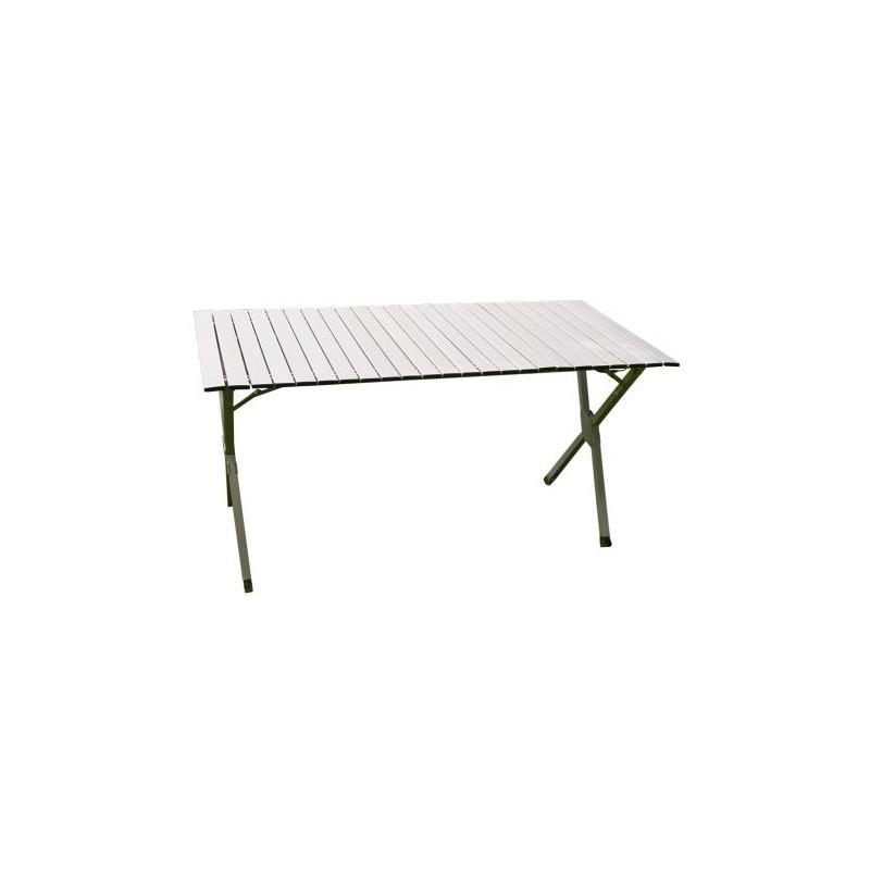 Skládací kempinkový stůl