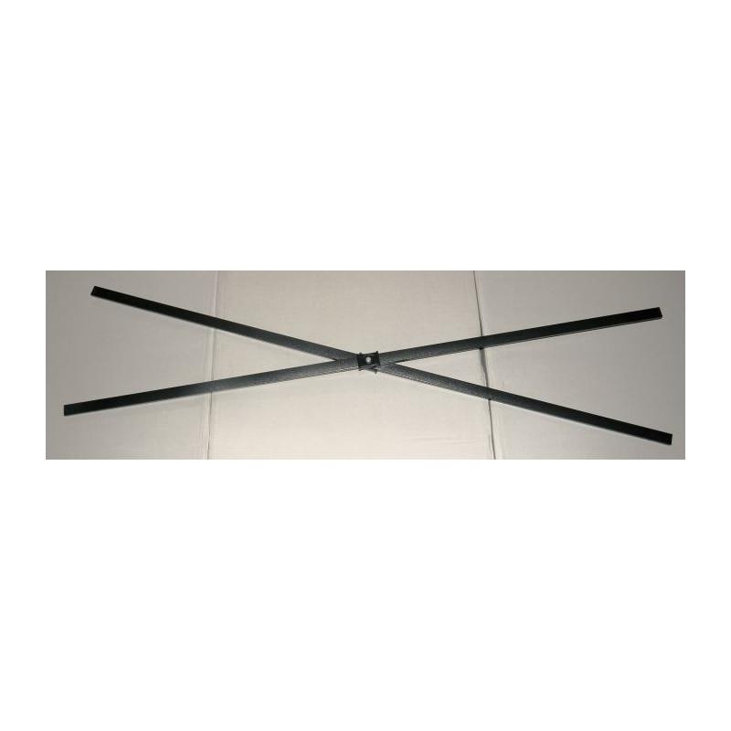 Spojovací kříž na stany DELUXE - délka 140 cm