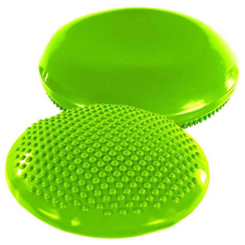 Balanční polštář na sezení MOVIT 37 cm XXL - zelený