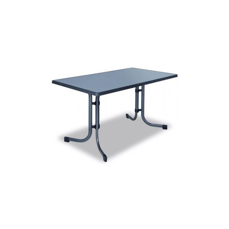 Kovový stůl PIZZARA 115 x 70 cm