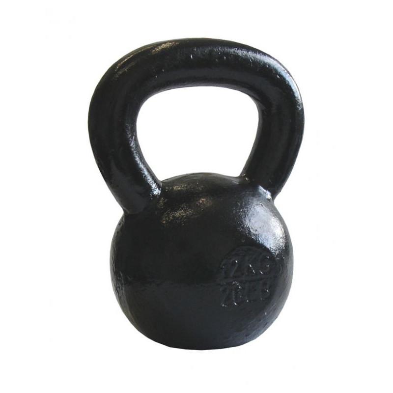 Ketlebel 32 kg kovový