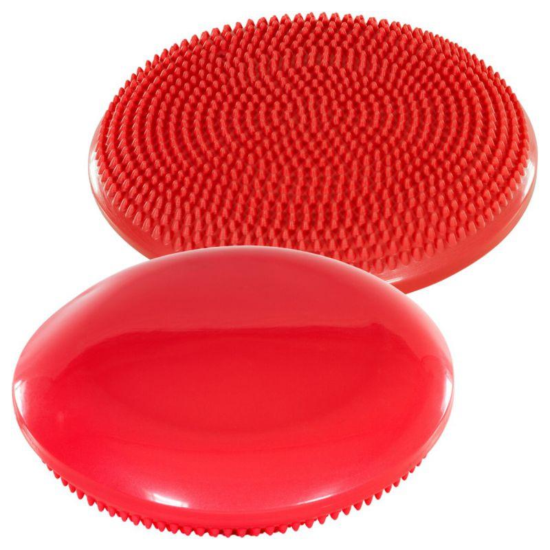 Balanční polštář na sezení MOVIT 33 cm - červený