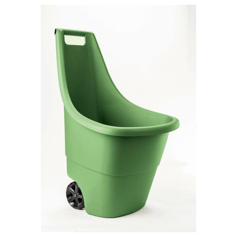 Plastový vozík EASY GO BREEZE 50l - zelený