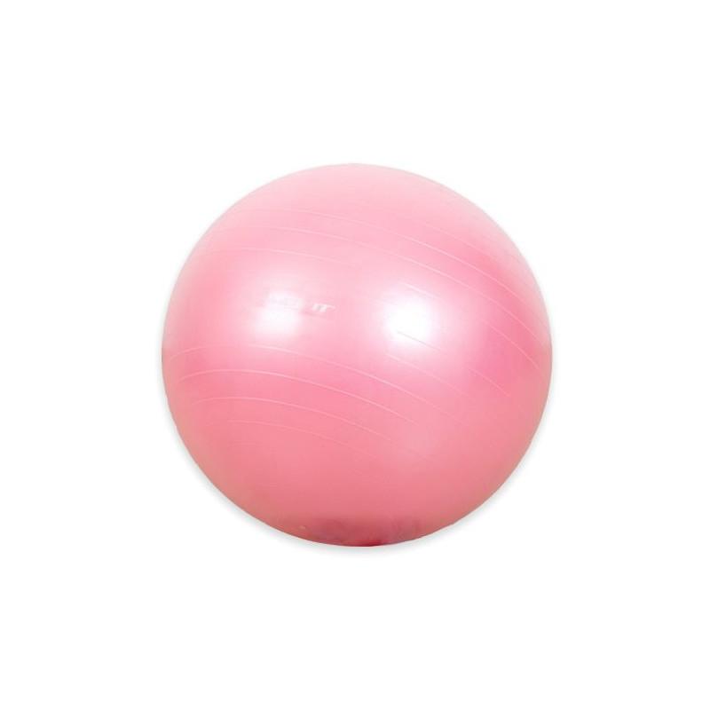 Gymnastický míč MOVIT - růžový 75 cm