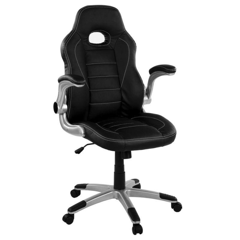 Kancelářská židle GT Series One černá / černá
