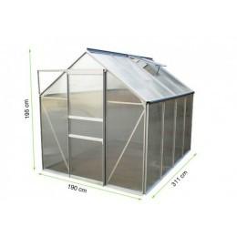 Zahradní skleníky a pařeniště