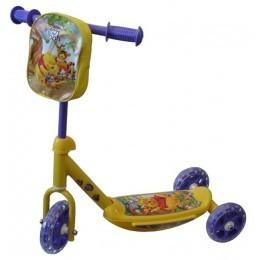 Koloběžky a dětská kola