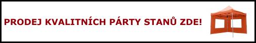 Odkaz na prodej párty stanů